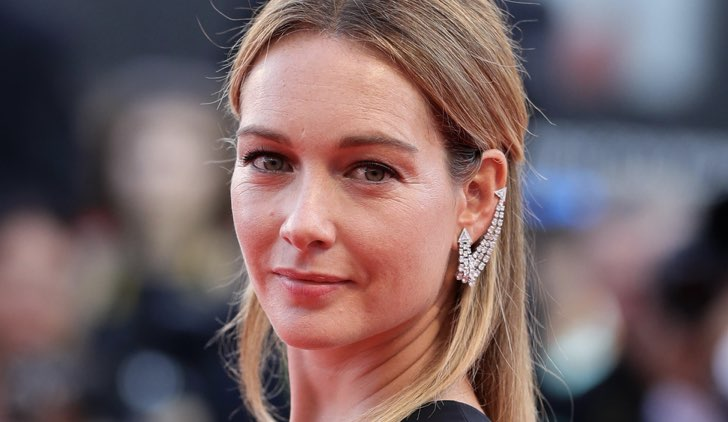 Cristiana Capotondi è nel cast di Sei Bellissima, qui sul red carpet di Roma Credits Andreas Rentz Getty Images