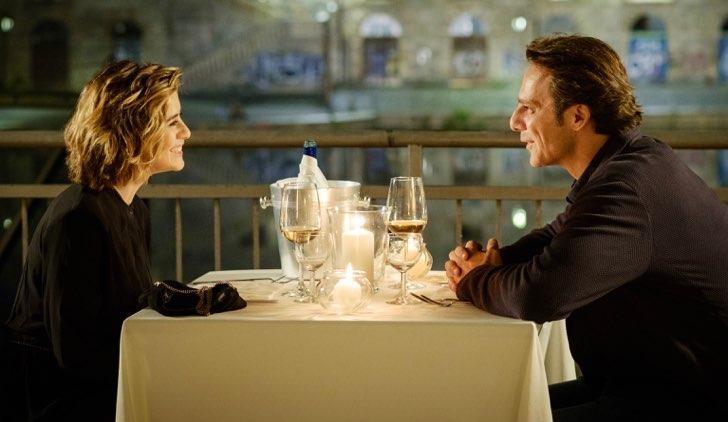 Non mentire Greta Scarano e Alessandro Preziosi Credits Mediaset