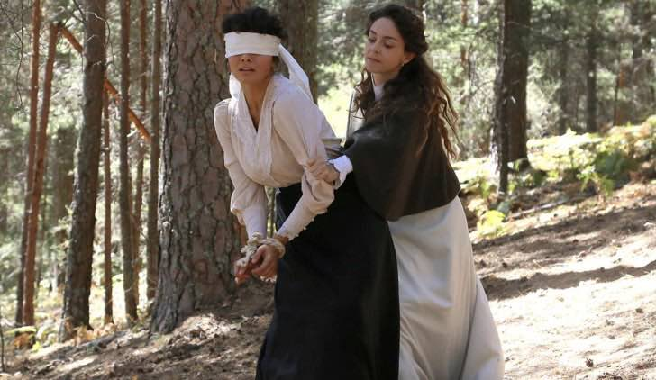 Olga e Blanca Una vita Soap Opera Credits Mediaset