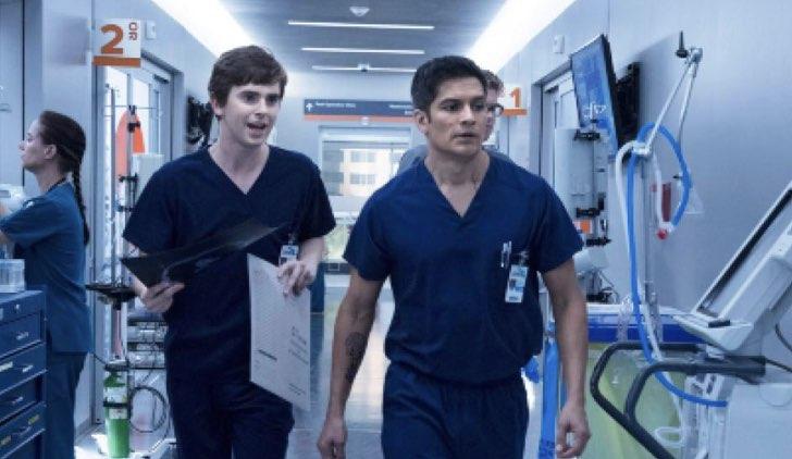 The good doctor 2 serie tv Credits Rai