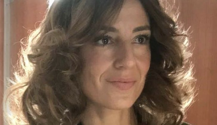Valentina Carnelutti ne L'amore strappato Credits Mediaset