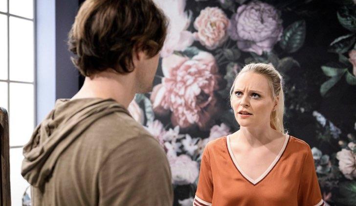 Annabelle e Joshua in Tempesta d'amore Credits Das Erste e Mediaset