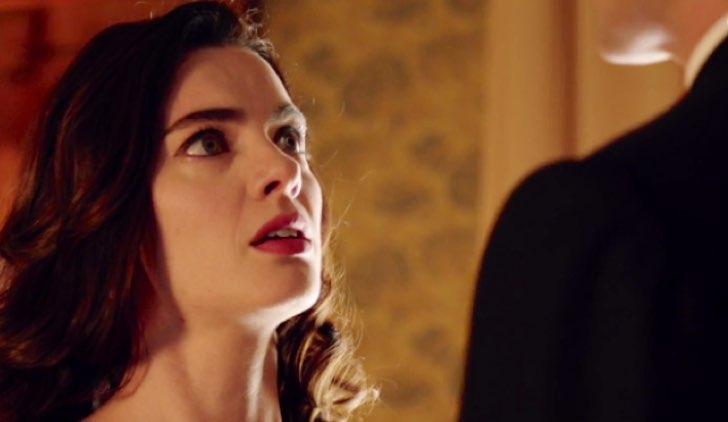 Il paradiso delle signore Clelia sequestrata da Oscar nella puntata 165 Credits RAI