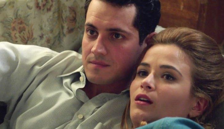 Il paradiso delle signore Salvatore e Gabriella Credits RAI