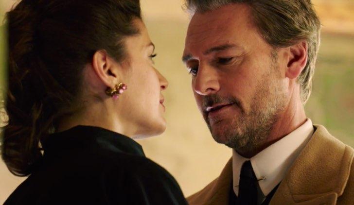 Il paradiso delle signore Umberto chiede a Andreina di sposarlo Credits RAI