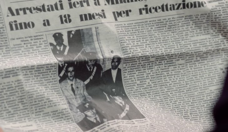 Il paradiso delle signore l articolo che legge Luciano mentre pensa al piano contro Oscar Credits RAI