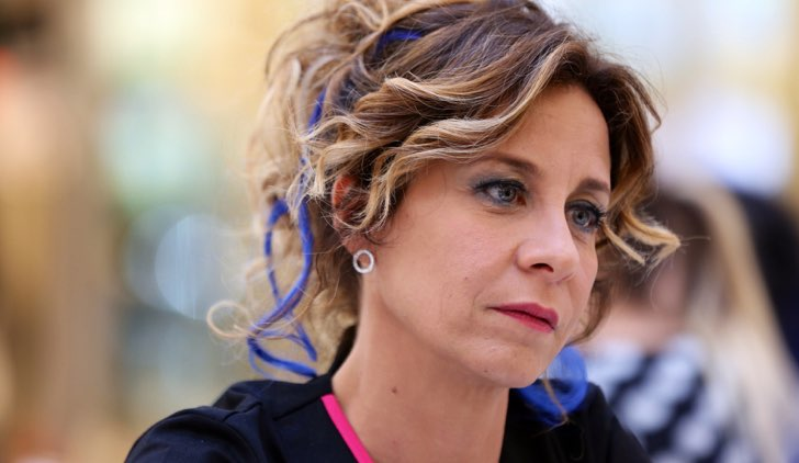 L'Aquila Grandi Speranze Carlotta Natoli Credits RAI