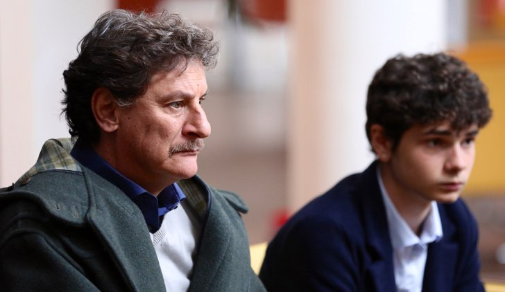 L'Aquila Grandi Speranze Tirabassi Fiore Credits RAI