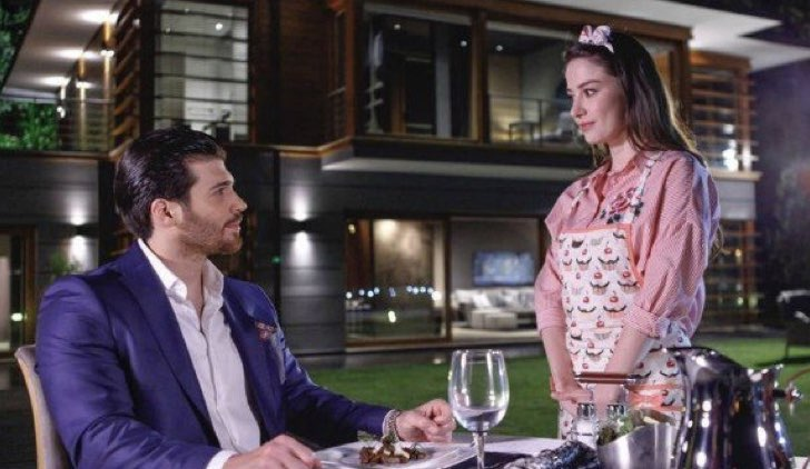 Bitter sweet – Ingredienti d'amore Credits Mediaset e Star TV