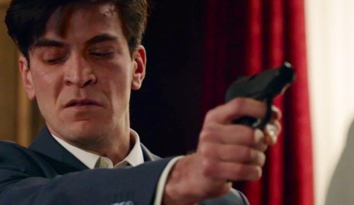 Come finisce Il paradiso delle signore ultima puntata 180 Spinelli pistola Credits RAI