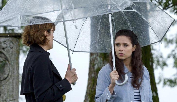 Denise e Xenia in Tempesta d'amore Credits Das Erste e Mediaset