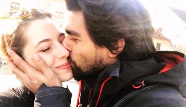Il paradiso delle signore Federica De Benedettis e Giulio Maria Corsi foto pubblicata su Instagram da Giulio Maria Corsi