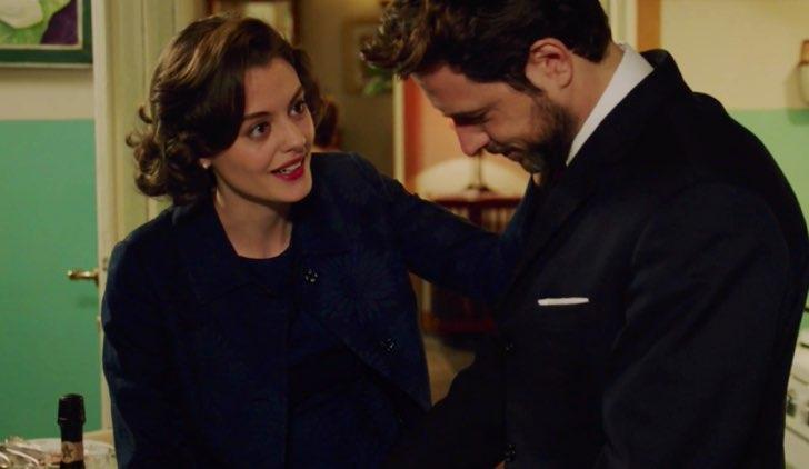 Il paradiso delle signore Nicoletta e Cesare parlano del matrimonio Credits RAI