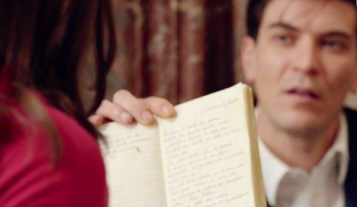 Il paradiso delle signore Spinelli obbliga Marta a leggere il diario di Margherita Credits RAI