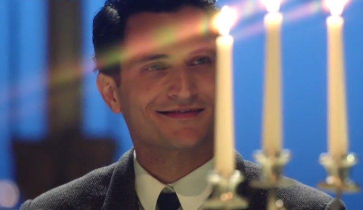 Il paradiso delle signore Vittorio nella puntata 180 poco prima della proposta di matrimonio a Marta Credits RAI