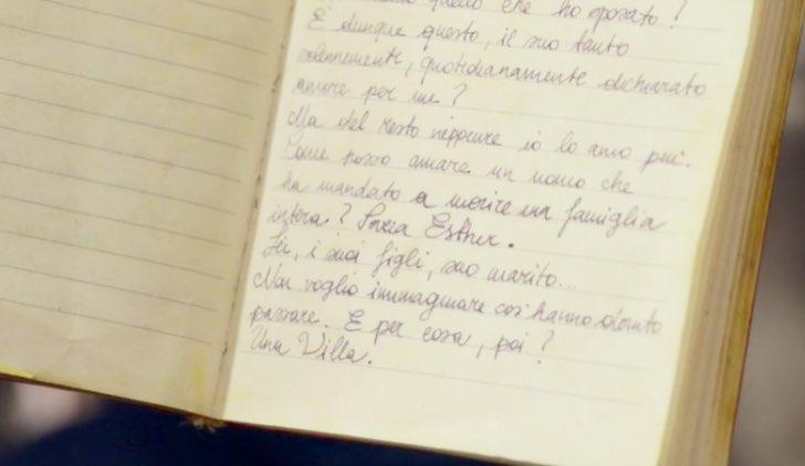 Il paradiso delle signore diario di Margherita Credits RAI