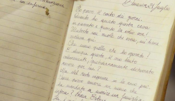 Il paradiso delle signore le parole nel diario di Margherita Credits RAI