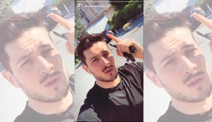 Il paradiso delle signore ultima puntata finale contenuti pubblicati sul profilo Instagram ufficiale di Emanuel Caserio