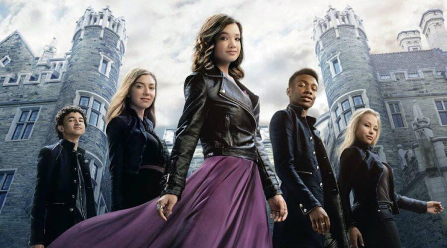 La Società Segreta Dei Principi Minori serie tv credits Disney+