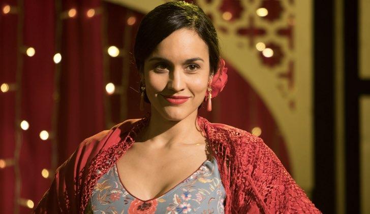 Megan Montaner in Lontano da te - Gli opposti si attraggono fiction Credits RTI, Mediaset Espana e Cross Production