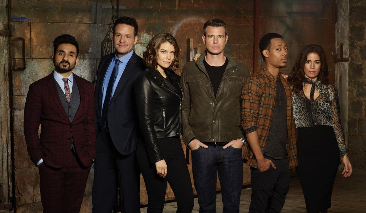 Whiskey Cavalier cast della prima stagione Credits Mediaset