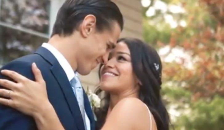 gina rodriguez matrimonio. Credits: Gina Rodriguez @hereisgina su Instagram