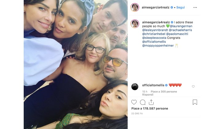 Aimee Garcia Lucifer Instagram