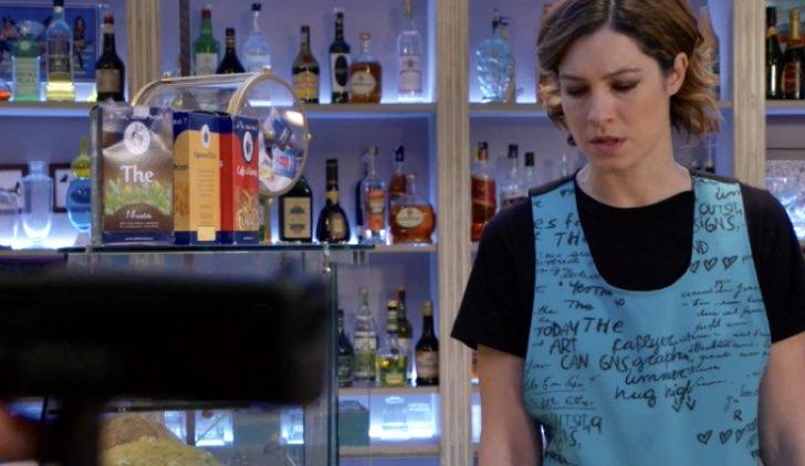 Arianna in Un Posto al Sole soap Credits Rai