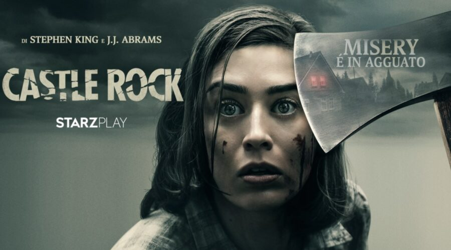 Castle Rock 2 Misery in Agguato Lizzy Caplan Credits Starzplay