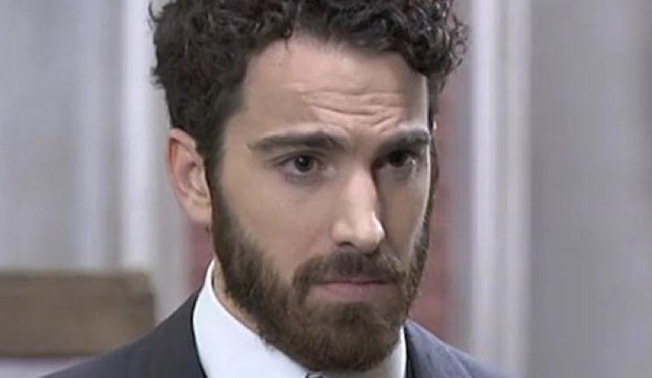 Diego in Una Vita Credits Mediaset