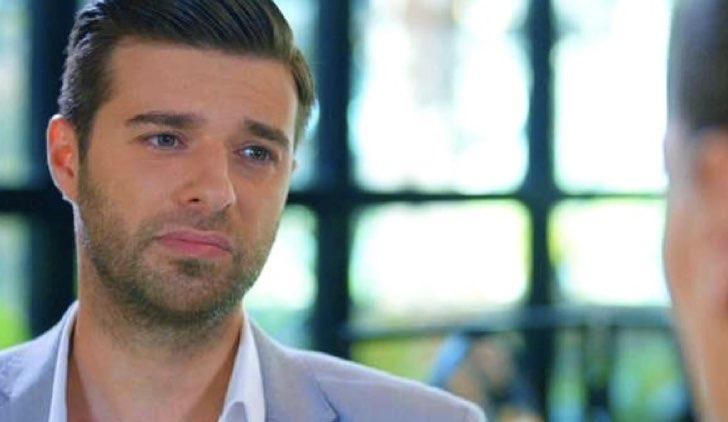 Engin in Bitter Sweet soap opera Credits Star tv e Mediaset