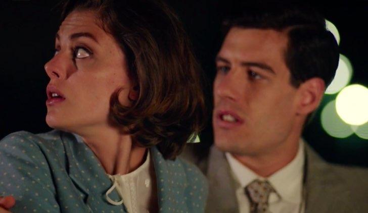 Il paradiso delle signore Nicoletta deve tornare a casa dall'appuntamento con Riccardo nella puntata 11 Credits RAI