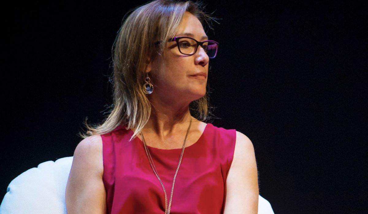 Ilaria Cucchi al Il Tempo Delle Donne Festival alla Triennale di Milano il 13 settembre 2019 Credits Francesco Prandoni e Getty Images