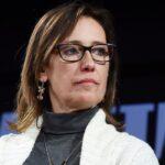 Ilaria Cucchi al Vanity Fair Stories 2019 il 24 novembre 2019 a Milano Credits Stefania D'Alessandro e Getty Images