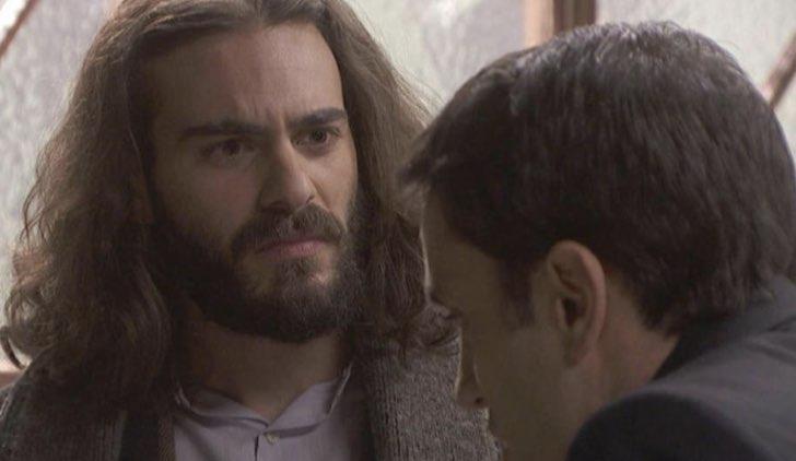Isaac e Alvaro Julieta ne Il Segreto soap Credits Mediaset