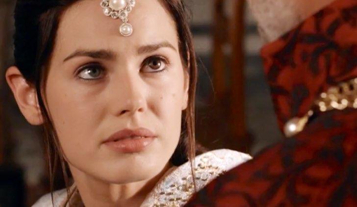 Le mille e una notte - Aladino e Sherazade fiction con Vanessa Hessler Credits RAI