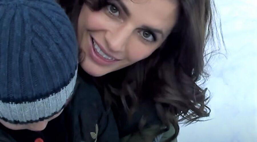 Stana Katic in Absentia serie tv, immagine dal trailer ufficiale Credits AXN
