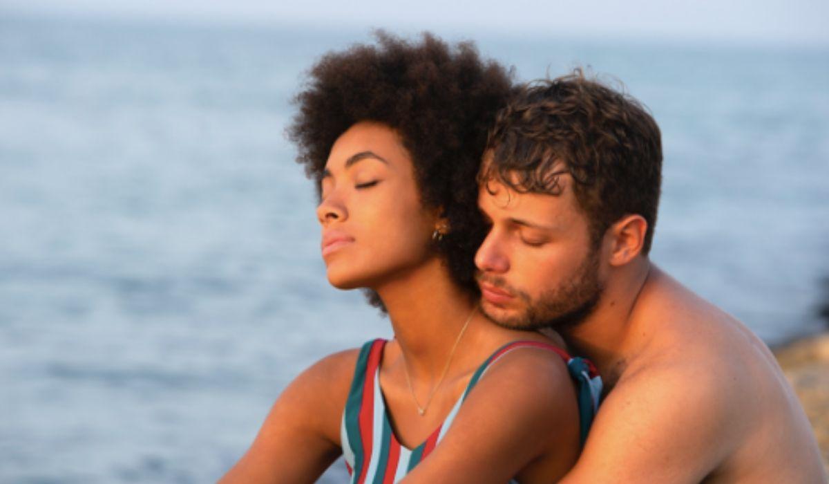 Coco Rebecca Edogamhe e Ludovico Tersigni. Credits Netflix