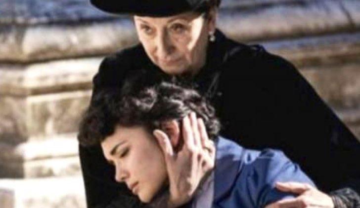Ursula e Blanca Una vita soap Credits Mediaset