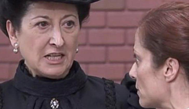 Ursula in Una Vita Credits Mediaset