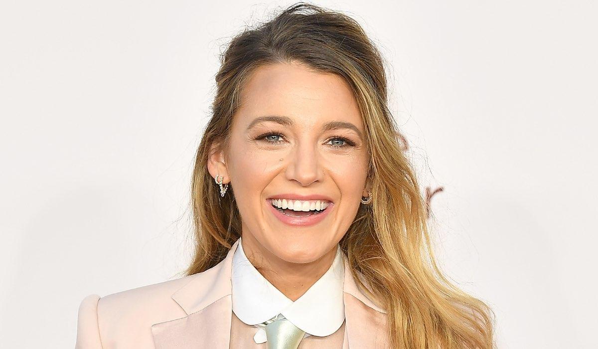 Blake Lively è Serena van der Woodsen in Gossip Girl, qui alla premiere di A Simple Favor nel 2018 credits Jeff Spicer e Getty Images