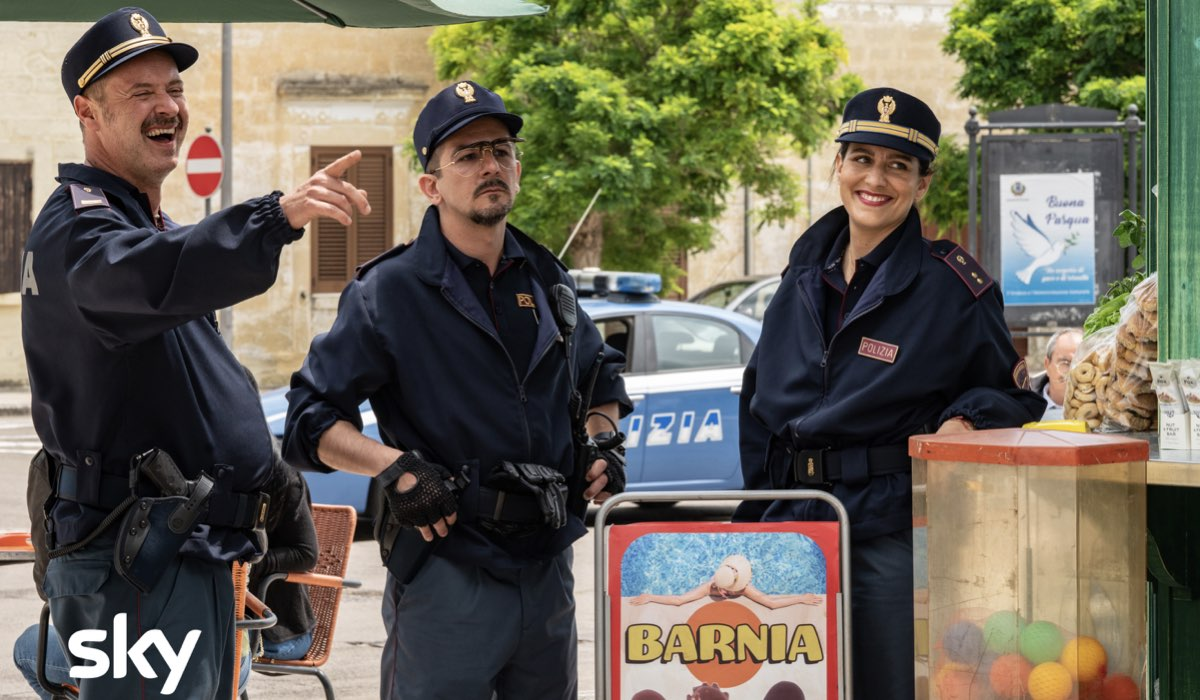 Cops Una Banda di poliziotti, commedia su SKY Cinema Credits SKY e Gianni Fiorito