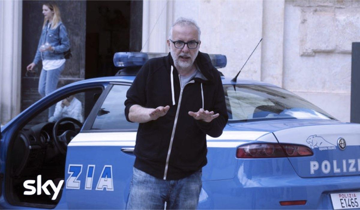 Cops Una Banda di poliziotti serie tv Credits SKY e Gianni Fiorito