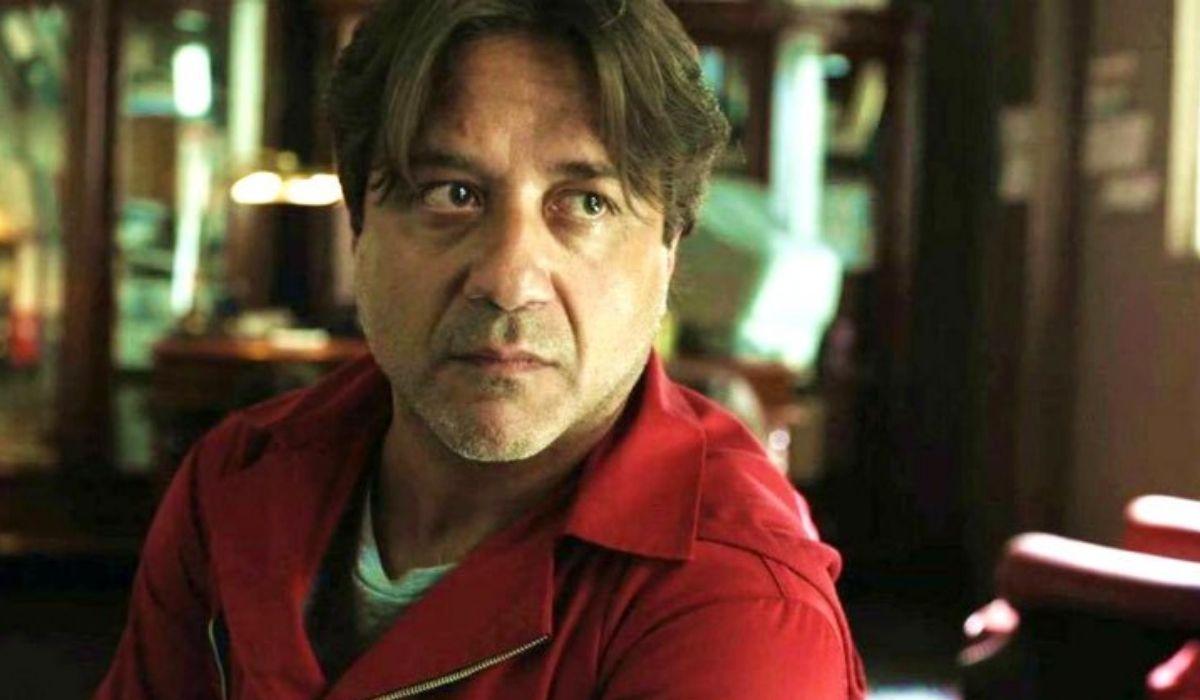 Enrique Javier Arce Temple è Arturo ne La casa di carta Credits Netflix
