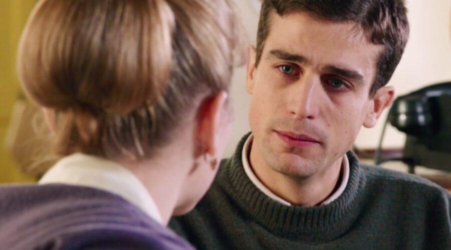 Il Paradiso delle Signore 4 Roberta e Federico si chiariscono dopo la delusione di lui per il segreto sulla sua salute nella puntata 65 Credits RAI
