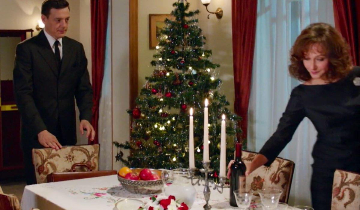 Il paradiso delle Signore 4 Luciano e Silvia sono apparentemente molto vicini nella puntata 35 Credits RAI