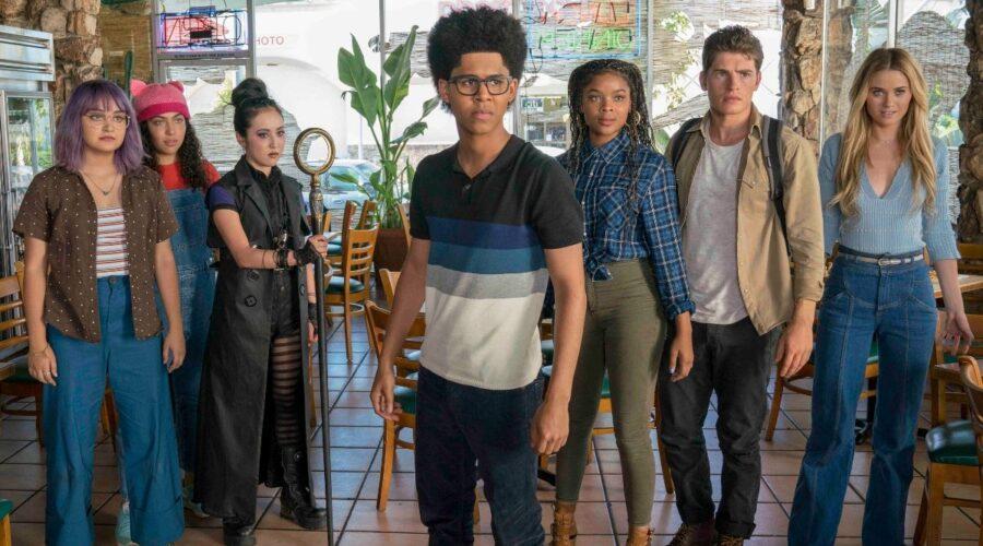 Runaways seconda stagione Credits RAI