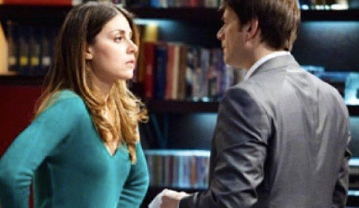 Serena e Filippo Un posto al sole soap opera Credits Rai