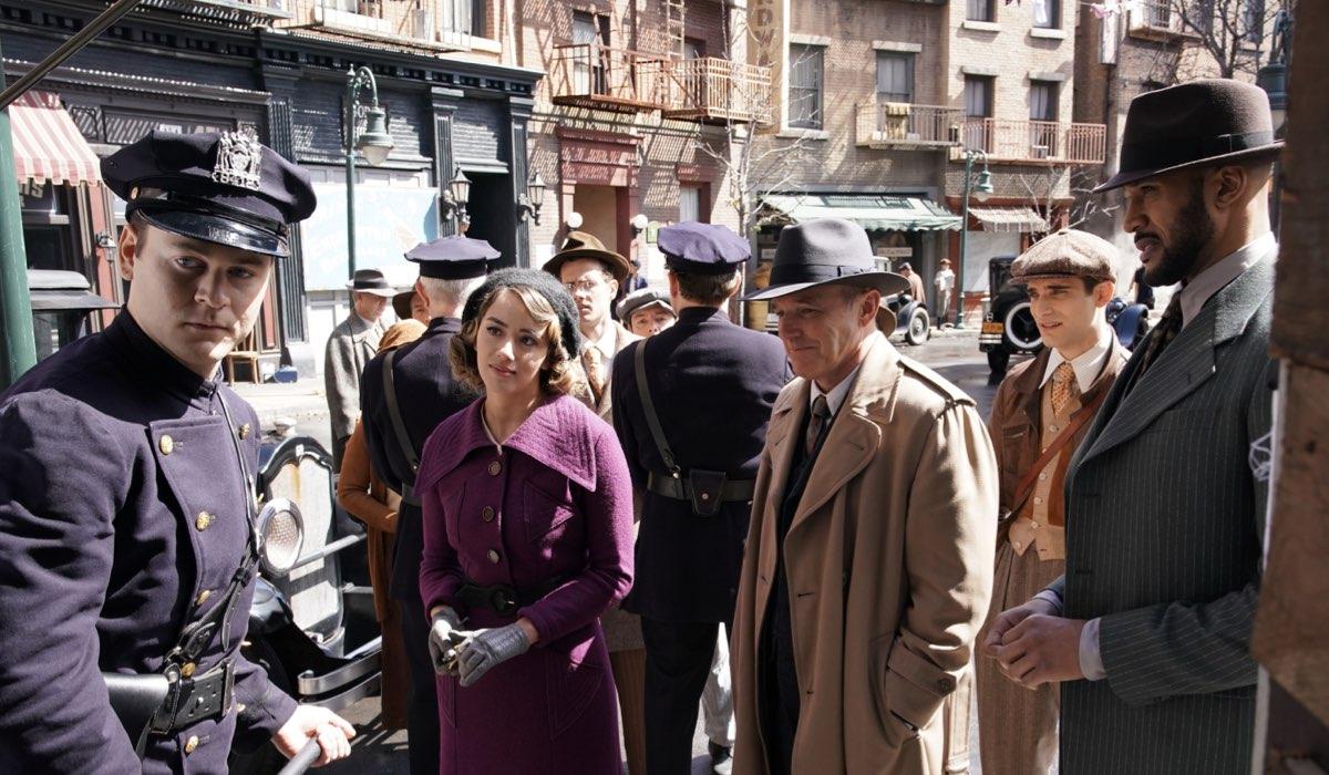 Una scena di Agents of SHIELD 7 stagione Credits Fox e ABC