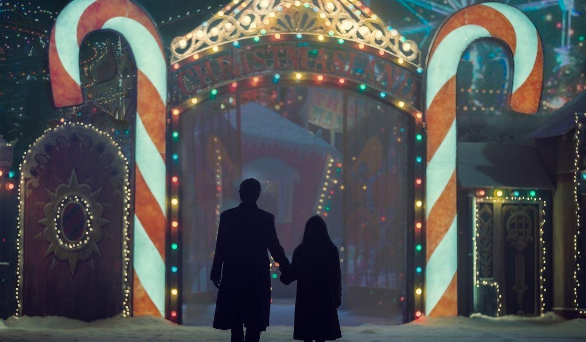 Una scena di NOS4A2 Credits AMC e Prime Video